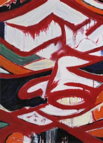 idol_oil-enamel-on-cotton-canvas_110x80cm