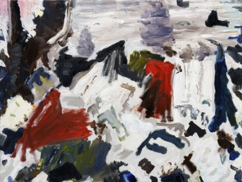 snowscape_oil-on-linen_60x80cm