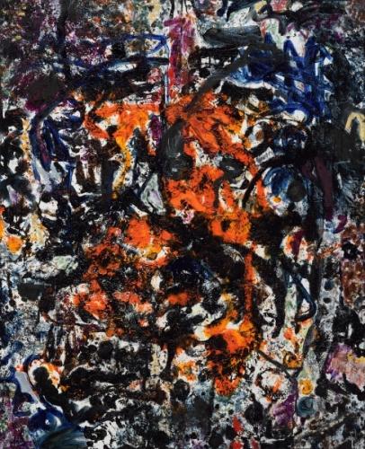 edward-pile_introduction_oil-on-canvas_100x81cm