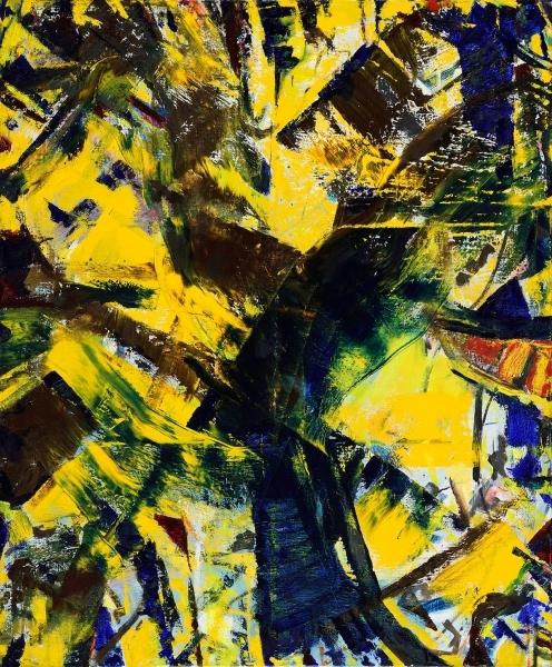 Incarnation_oil on canvas_120x100cm