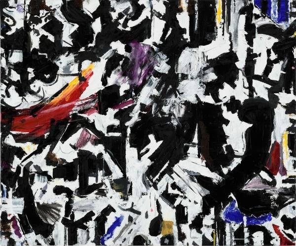 Reservoir_oil on canvas_100x120cm