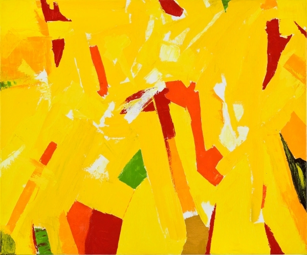 Stretch_oil on canvas_100x120cm