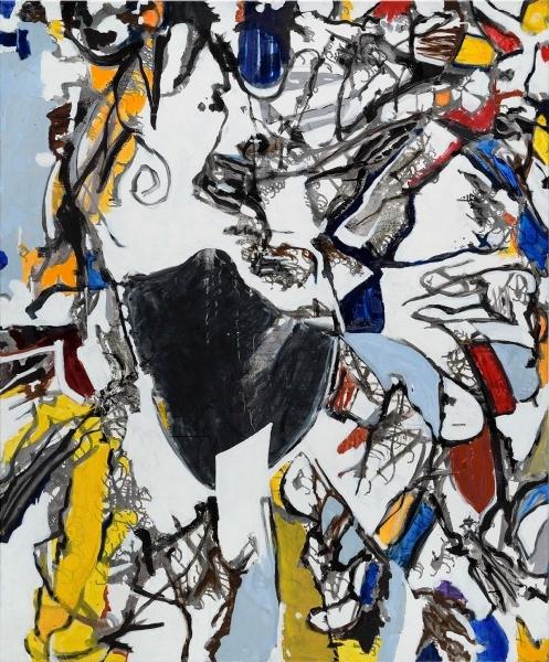 06_Heart_oil on canvas_120x100cm