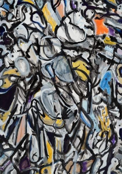 18_oil on canvas_100x70cm