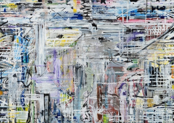 02_Conservatory_oil on canvas_114x162cm